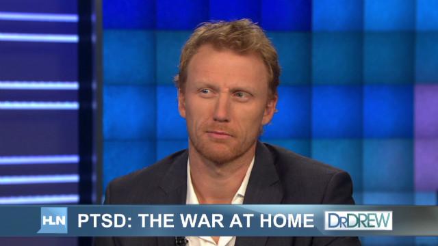 Grey\'s Anatomy\' star talks PTSD - CNN Video