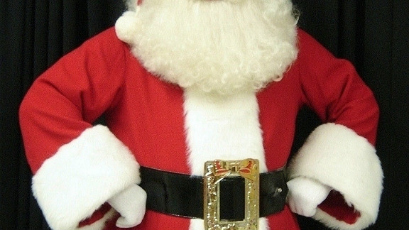 Starting at 4, Phillip Wenz knew he wanted to be Santa. He