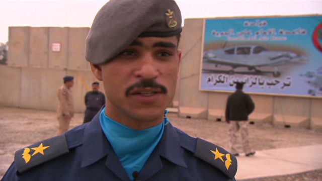 Iraqi officer: It's an important day