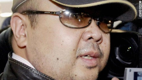 Kim Jong Nam had VX antidote at time of murder