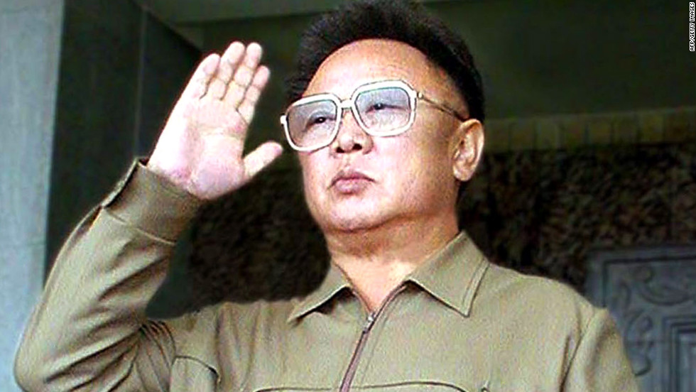 Kim Jong-il: double rainbows, fear of flying and Godzilla – 10 ...