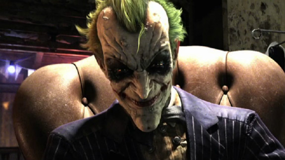 """It's no joke: """"Batman: Arkham City"""" ranks No. 2 on our critic's list of top 10 video games this year."""