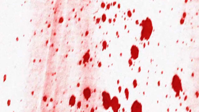 Is blood spatter evidence junk science?