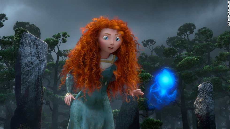 "Disney/Pixar's summer animated feature ""Brave"" was on trend with a strong heroine at the center of its story in addition to featuring oh-so-hot archery. The movie <a href=""http://www.cnn.com/2012/06/22/showbiz/movies/brave-review-charity/index.html?iref=allsearch"" target=""_blank"">was praised for its independent protagonist</a>, and <a href=""http://marquee.blogs.cnn.com/2012/12/13/nominees-announced-for-70th-annual-golden-globes/?iref=allsearch"" target=""_blank"">has been nominated for a Golden Globe award</a> in the best animated feature category."