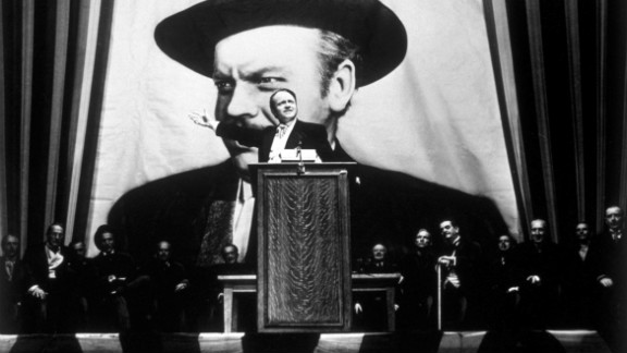 """Orson Welles was 25 when he wrote, directed and starred in """"Citizen Kane."""""""