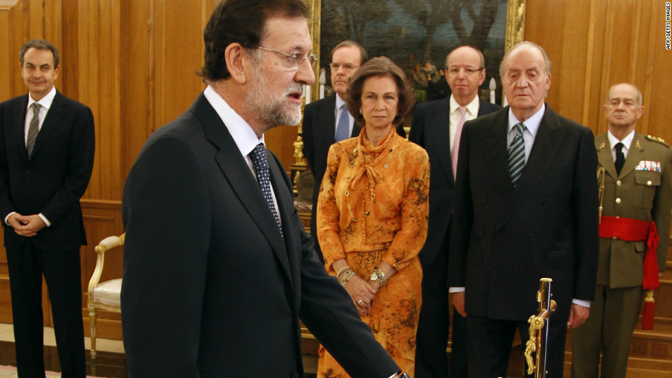 Image result for PHOTOS OF Prime Minister Mariano Rajoy