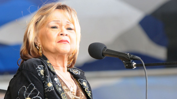 Etta James has died, according to her longtime friend and manager, Lupe De Leon. She was 73.