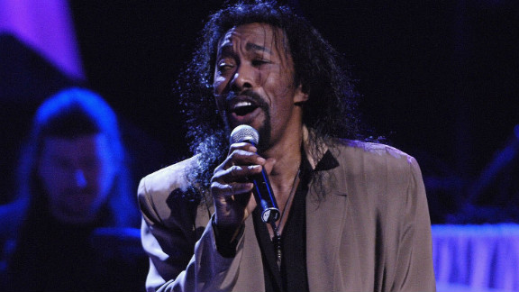"""Motown singer and songwriter Nickolas Ashford died August 22 at age 69. The hitmaker had been battling throat cancer, but his publicist Liz Rosenberg said his death """"was quite sudden."""" Full story"""