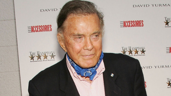 """Academy Award winner Cliff Robertson died of natural causes September 10. Robertson, 88, starred in many stage, television and movie productions such as """"Spider-Man"""" and """"Charly."""""""