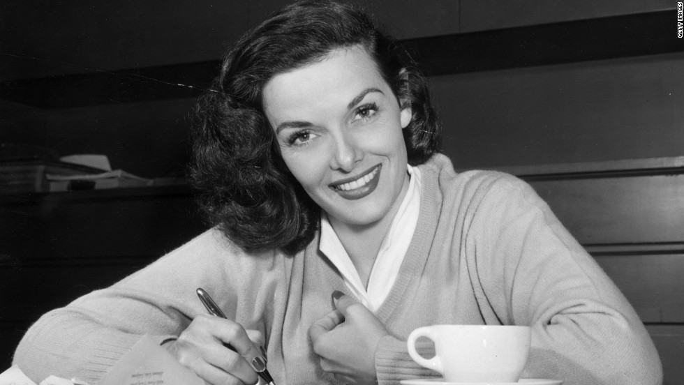 "Jane Russell, a voluptuous star of the 1940s and 1950s, died February 28 of respiratory difficulties. She was 89. Russell was best known for her role in ""Gentlemen Prefer Blondes"" alongside Marilyn Monroe. <a href=""http://articles.cnn.com/2011-02-28/entertainment/russell.obit_1_silver-screen-film-appearance?_s=PM:SHOWBIZ"">Full story</a>"