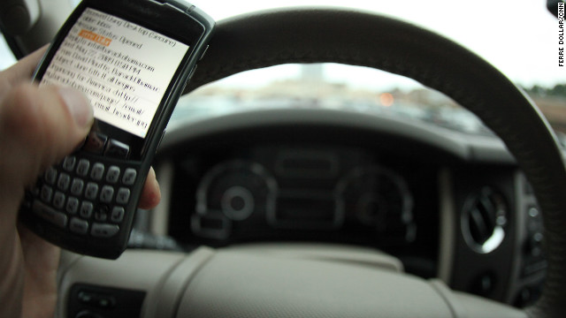 "The ""It Can Wait"" campaign emphasizes the dangers of texting while behind the wheel."
