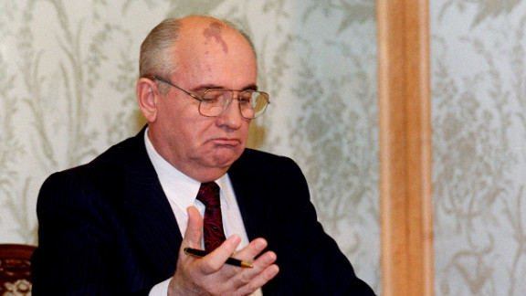 December 1991: As the Baltic states lead the charge towards sovereignty, a new Commonwealth of Independent States is declared, forcing Gorbachev to quit as Soviet leader.