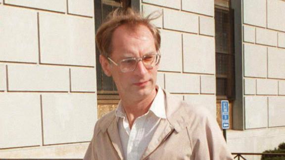 Bernhard Goetz, shown in 1996, served just over eight months behind bars.