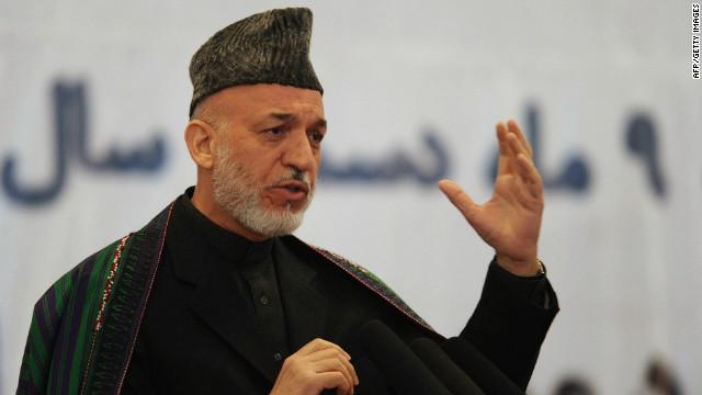 Afghan President Hamid Karzai has repeatedly called for the end of U.S. oversight of detention facilities in Afghanistan.