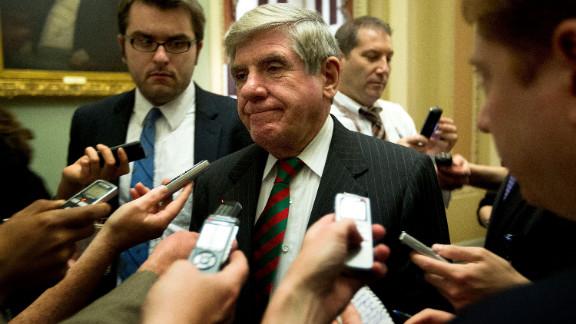 Democratic Sen. Ben Nelson of Nebraska says he will not run for re-election next year.