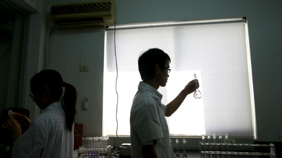 Food safety scandals have blighted China