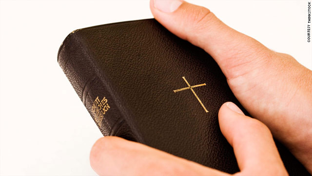 """Anything to put the Bible in people's hands is a good thing,"" Gideons spokesman Ken Stephens said."