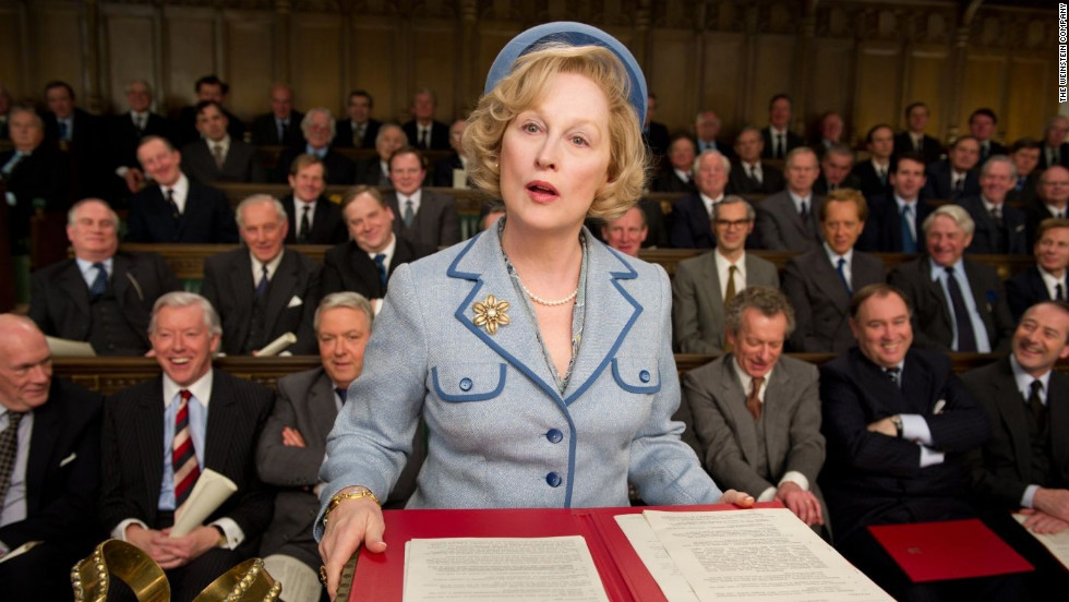 "Meryl Streep plays former British Prime Minister Margaret Thatcher in the biopic ""The Iron Lady,"" which is in theaters on December 30. Here are some other well-known portrayals of political figures that have received acclaim over the years."