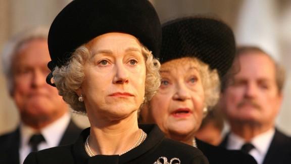 Helen Mirren gave an Oscar-winning performance as Queen Elizabeth II in the days after Princess Diana
