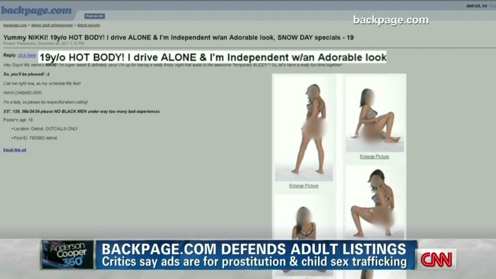Bac backpage