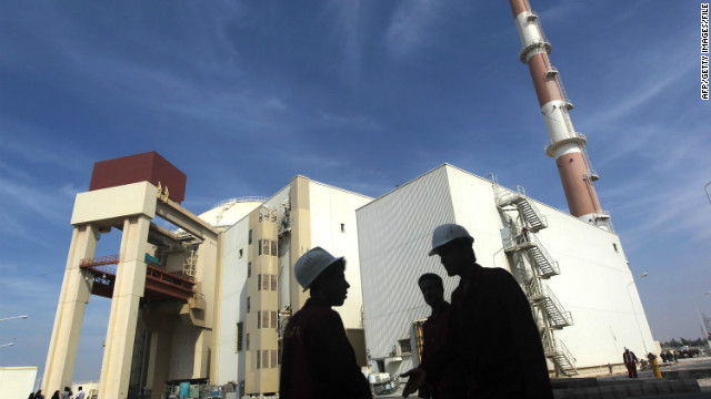 Report:  Iran tests nuclear fuel rod