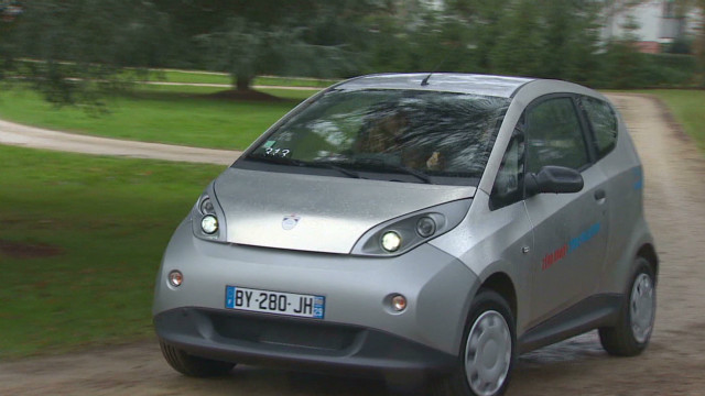 France Electric Cars 00014925