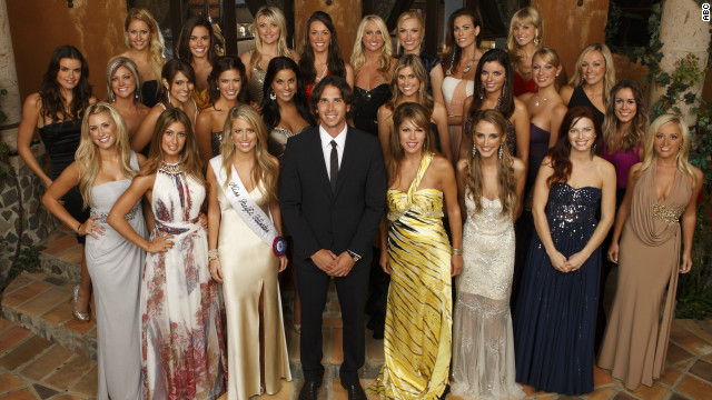 "ABC's ""The Bachelor"" in which 25 women compete for the affections of one man, corrupts the idea of courtship, say experts."