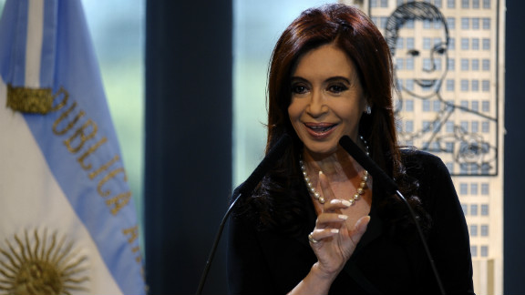 Argentine President Cristina Fernandez de Kirchner had surgery for thyroid cancer on Wednesday, officials said.