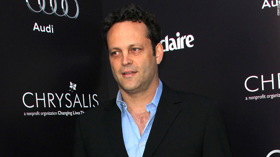 "Vince Vaughn introduced Ron Paul at the Liberty Political Action Conference this September. While Vaughn has not officially endorsed Paul, the actor apparently invited the candidate's family to the premiere of ""Couples Retreat,"" according to the congressman's website. Paul's <a href=""http://politicalticker.blogs.cnn.com/2011/09/19/vince-vaughn-hearts-ron-paul/"">campaign chairman also told CNN</a>, ""Dr. Paul is proud to have his friendship and support."""