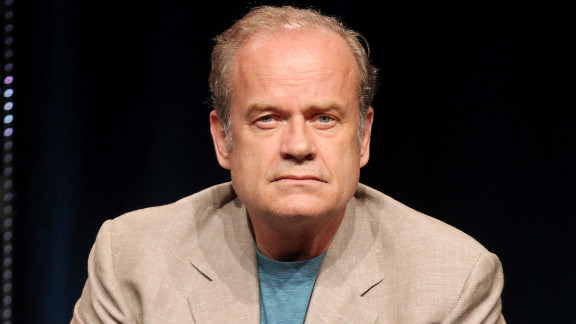 """""""I'm here to help,"""" Kelsey Grammer writes in his first tweet."""
