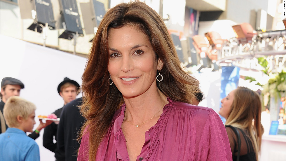 "Cindy Crawford backed President Barack Obama during the 2008 elections. However, in May she appeared in a <a href=""http://politicalticker.blogs.cnn.com/2011/05/17/cindy-crawford-jumps-to-team-romney/"">demonstration video for a Mitt Romney fundraiser</a>, leading many to believe that she had changed sides. Crawford's representative later said that the video was a favor for one of Romney's sons."