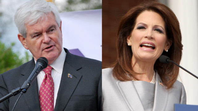 Gingrich: Bachmann was courageous
