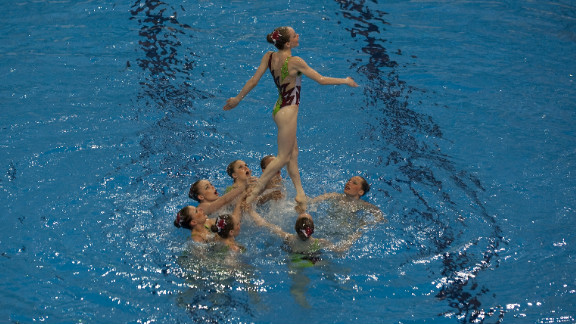 2012 Olympic synchronized swimming tickets oversold