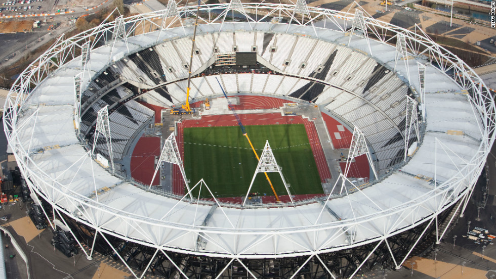 The future of London's new Olympic stadium is one of the unresolved issues surrounding the Games' legacy.