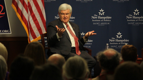 Super PAC spending helped reverse Newt Gingrich