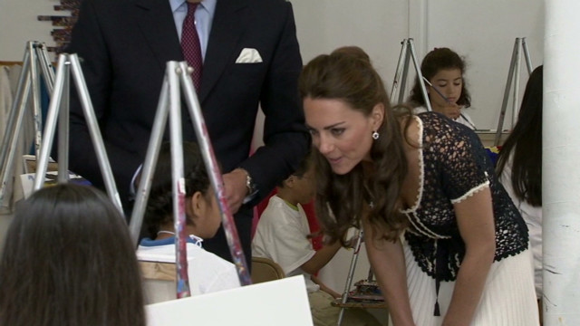 Duchess reveals charities she'll support