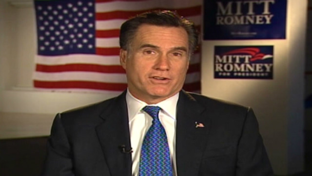 Romney's foreign policy views