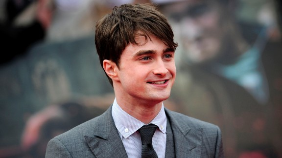 """Harry Potter"" star Daniel Radcliffe told GQ magazine that he had his last drink in 2010. ""There were a few years there when I was just so enamored with the idea of living some sort of famous person"