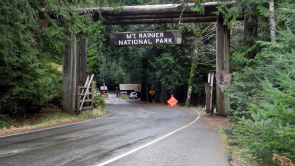 """""""This tragedy has pretty much affected every employee at the park,"""" said Mount Rainier National Park spokesman  Charles Beall."""
