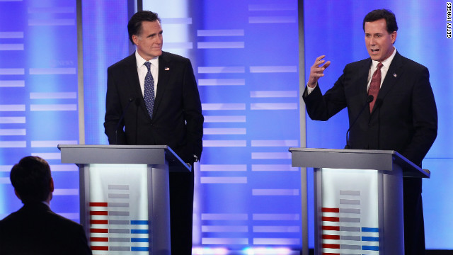 GOP showdown in New Hampshire