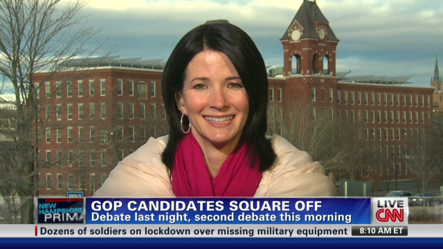 Patricia Murphy on NH GOP primary