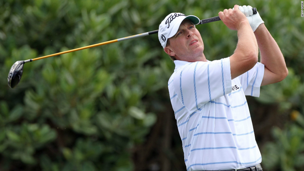 Golfers don't have that kind of immediate pressure. Take American Steve Stricker, who despite being 50 years of age still earned just over $1 million in prize money this year on the PGA Tour.