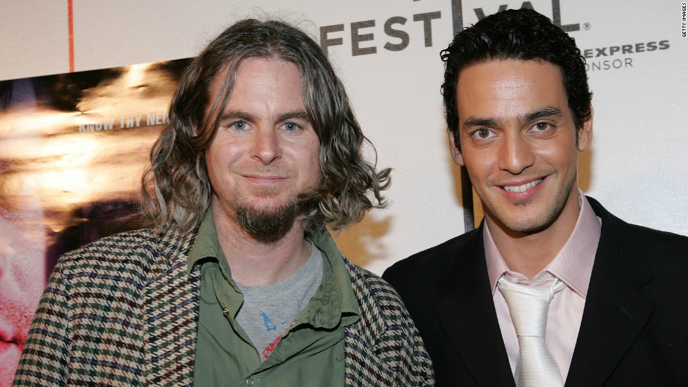 "Naga's international roles include a part in Jeff Renfroe's movie ""Civic Duty."" Here, Renfroe and Naga attend the premiere of the movie at the Tribeca Film Festival in April 2006 in New York City."