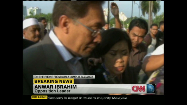 Anwar Ibrahim on acquittal
