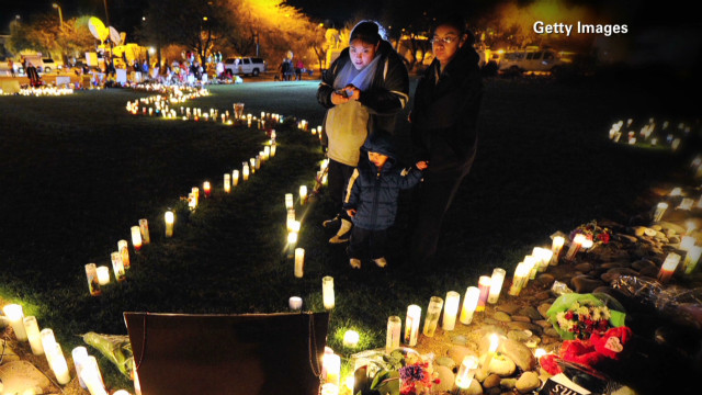 Tucson tragedy remembered one year later
