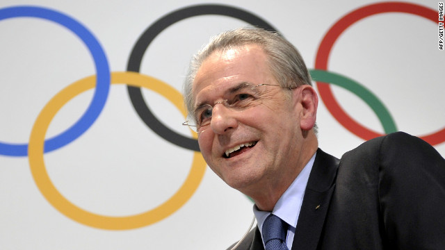 International Olympic Committee President Jacques Rogge rejected calls for a moment of silence at the opening ceremony.