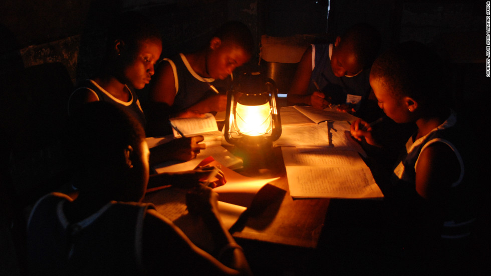 The International Energy Agency says that 1.3 billion people around the world still live without access & Solar lamps replace toxic kerosene in poorest countries - CNN