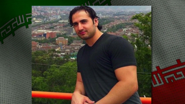 Ex-Marine gets death sentence from Iran