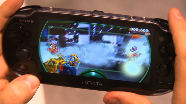 Sony's gaming sequel - the PS Vita
