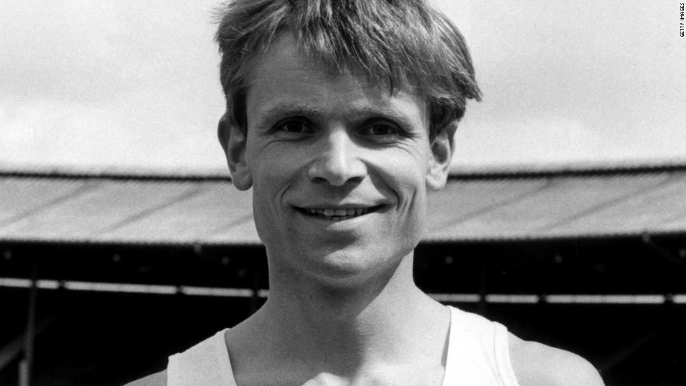 Jeffrey Archer, pictured in Oxford 1966, represented England as a sprinter and hurdler. Three years later he became a Conservative Member of Parliament, and later a best-selling novelist.